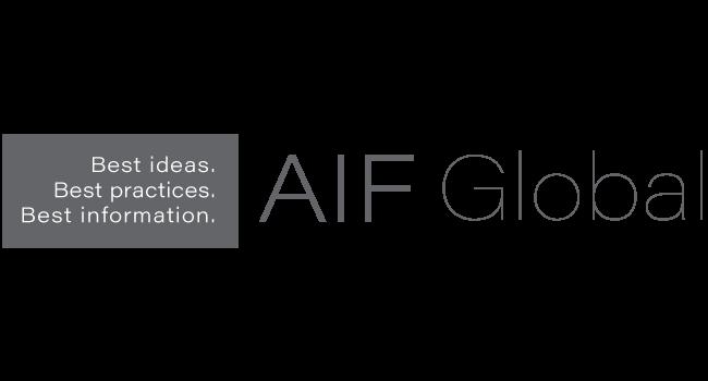 AIF Global - Best ideas. Best practices. Best information.