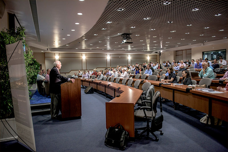 NIPF lecture hall